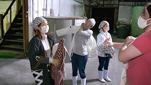 蔵人・日本酒作り体験 SAKEの佐久を世界に!酒蔵ホテルの挑戦(11月21日 土曜 午前10時45分)