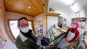 白ほたる豆腐店 はんにちドライブ6 南軽井沢 絶景と大地の恵み旅