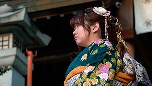 関島水引店・オーダーメードの髪飾り 日本一の生産地!飯田の水引
