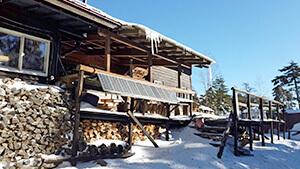 高見石小屋 みんなの山 冬の八ヶ岳編 ぬくもりの山小屋をはしごして