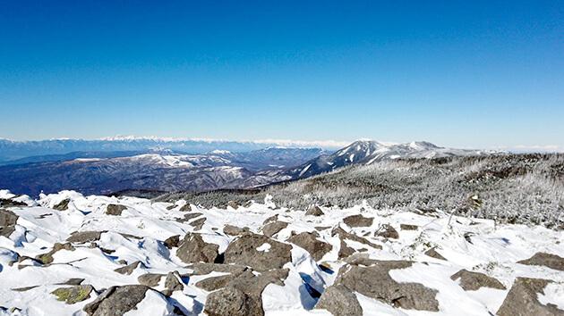 中山展望台 みんなの山 冬の八ヶ岳編 ぬくもりの山小屋をはしごして