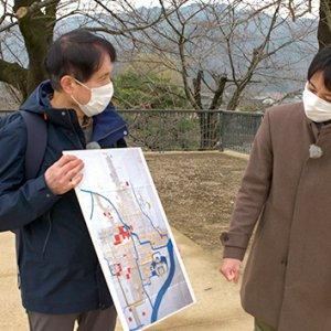 地名を歩く 城下町・松代編(3月27日 土曜 午前10時45分)