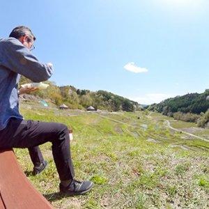 はんにちドライブ7 新緑の南信州ほっこり出会い旅|草田敏彦