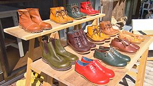 手づくり靴のニイヨル|おさんぽ先生 ~自然と歴史を守るまち 四賀を発掘~
