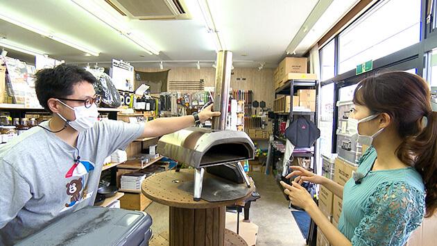 キャンプ用品専門店「ながのキャンパル」 信州のアウトドアをアツくする人たち