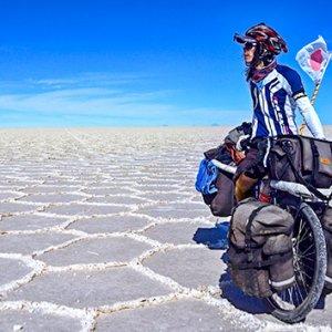 自転車で世界一周!冒険家 小口良平(8月7日 土曜 午前10時45分)