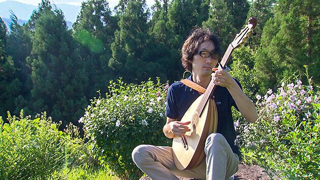 大口功貴さん(プロミュージシャン・プロデューサー)|信州新町を音楽のまちに!古民家スタジオから世界へ響け