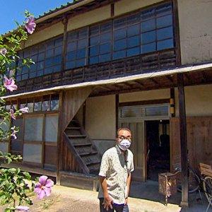 信州新町を音楽のまちに!古民家スタジオから世界へ響け|松坂彰久