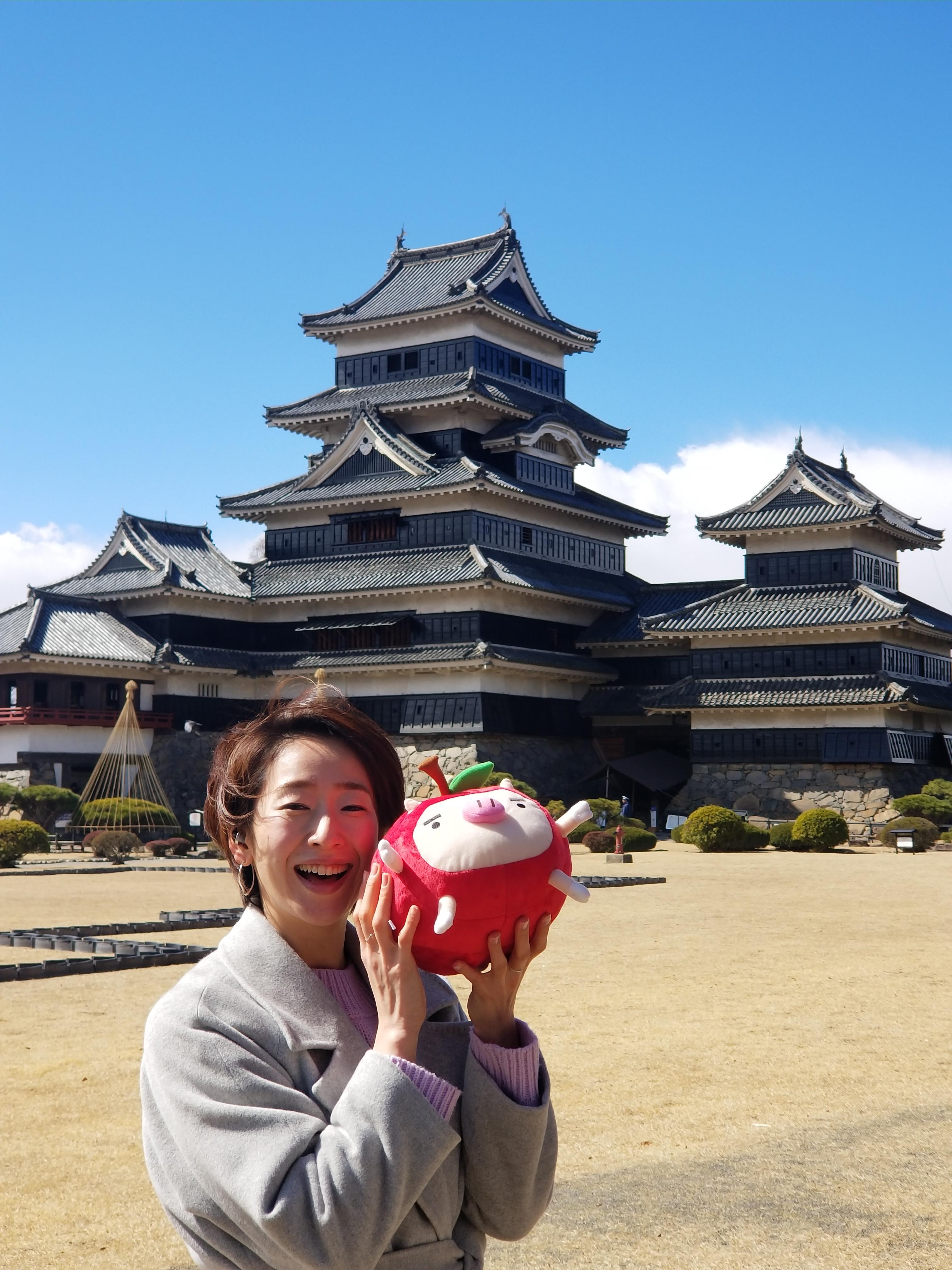 松本城の挑戦