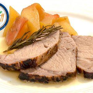 豚肉とリンゴのポットロースト(11月29日 水曜 よる6時55分)