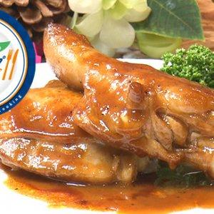 鶏肉の赤ワイン煮(12月11日 水曜 よる6時55分)