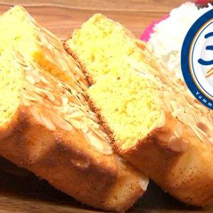 アーモンドとオレンジのケーキ(3月4日 水曜 よる6時55分)