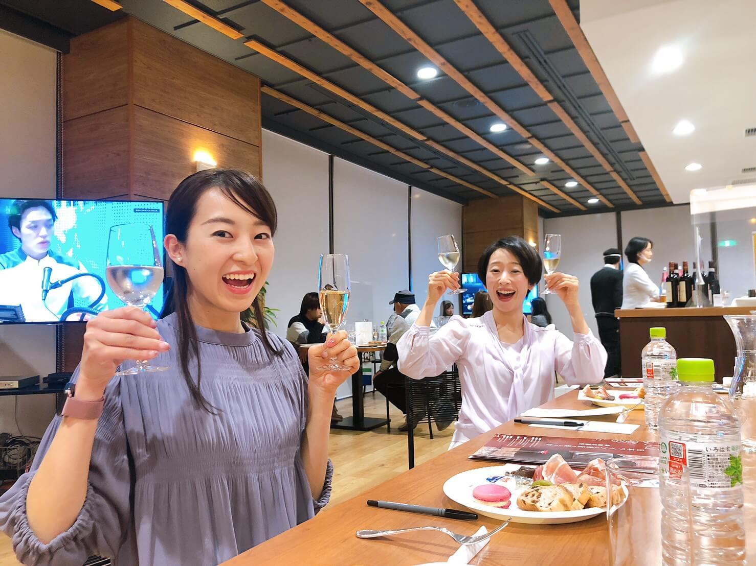 日本ワインを身近で楽しむ会♩