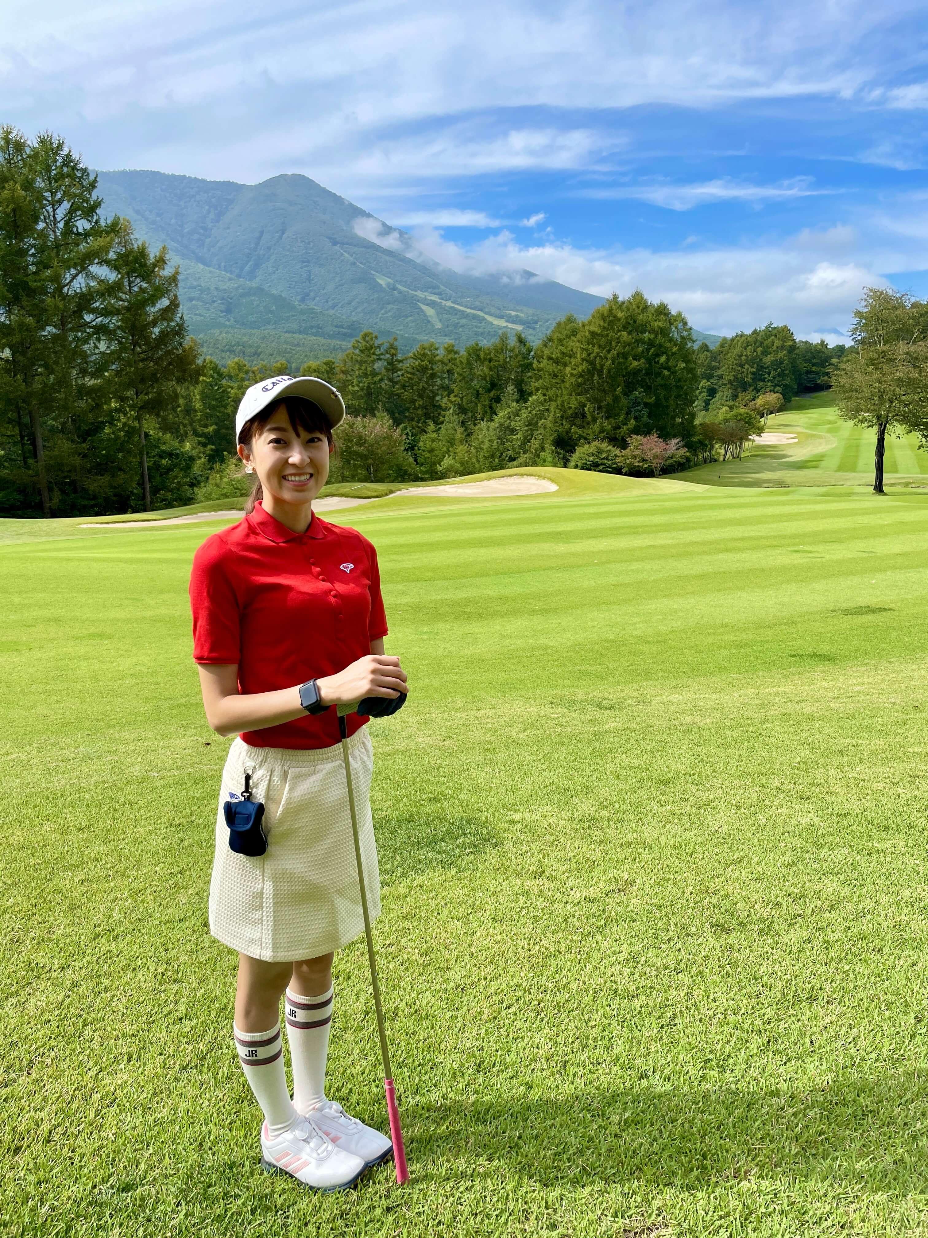 中野、ジョイ&ビギナーズゴルフ大会に出場します!