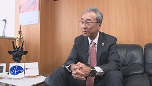 炭平コーポレーション 鷲澤社長|信州の百年企業