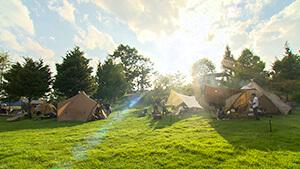 森の灯キャンプ場・長野市豊野|密を避けた人気レジャー!秋キャンプ