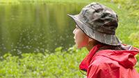 乗鞍の池   水と生命のシンフォニー 第1楽章(冬から春)